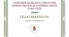 Premios prudencia gutierrez ganador